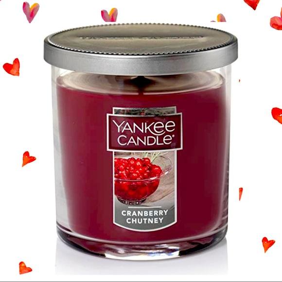Yankee Candle Cranberry Chutney